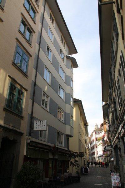Oldtown Hostel Otter, Zurich