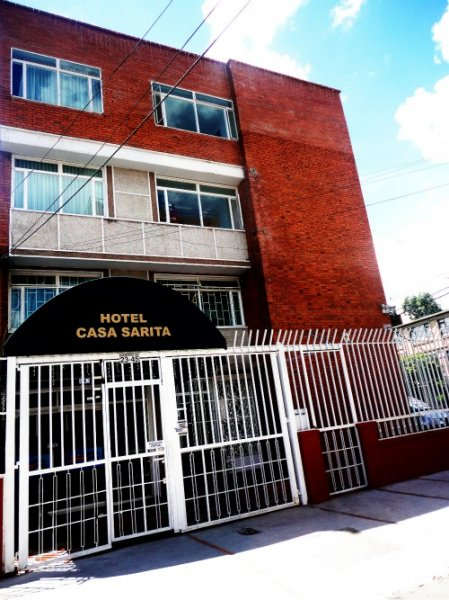 Hotel Casa Sarita, Bogota