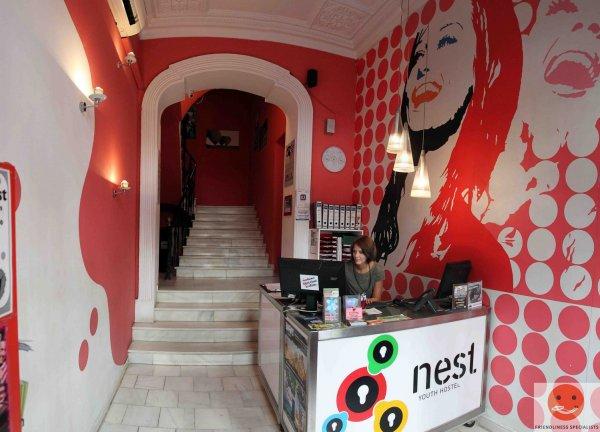 Red Nest Hostel, Valencia