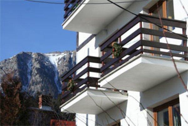 Vila Cascada, Busteni