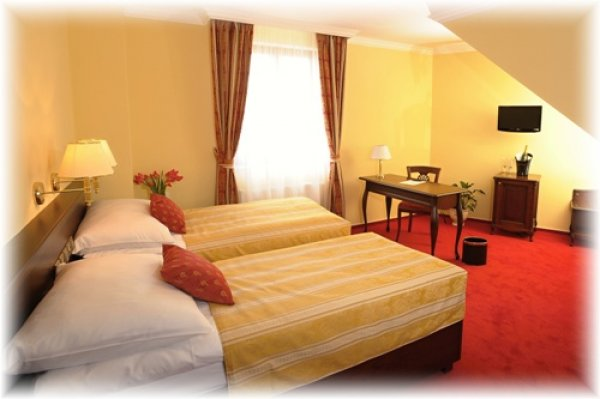 Hotel U krále, Jičín