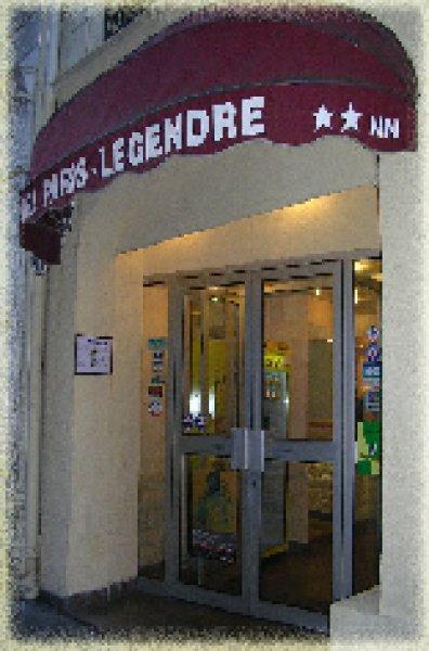 Hotel Paris Legendre, 파리