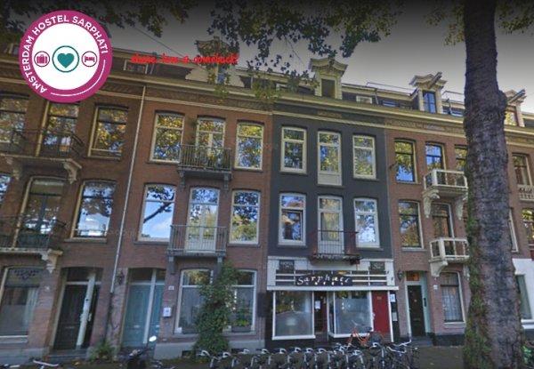 Amsterdam Hostel Sarphati, Amsterdam