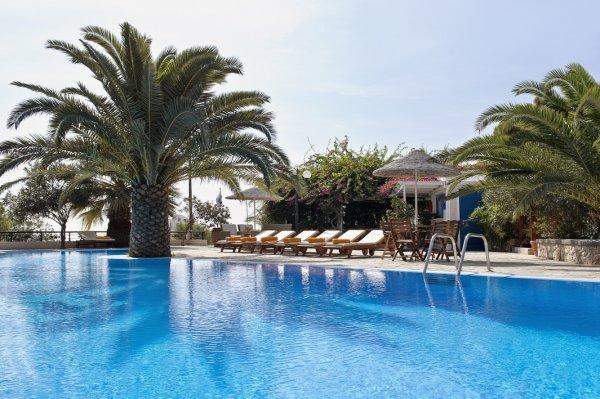 Paradise Resort, Santorini