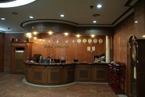 Suwon Central Hotel, Suwon city