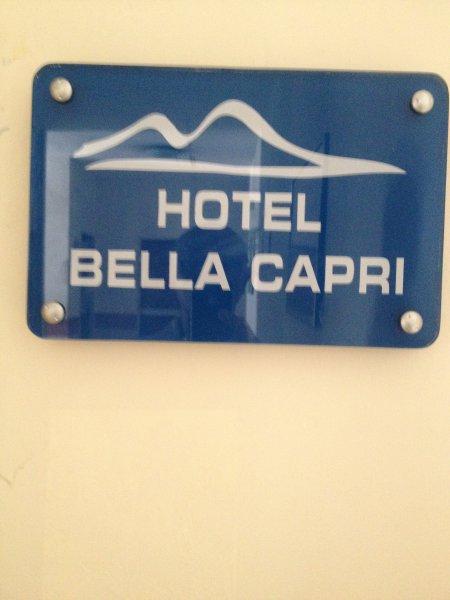 Hotel Bella Capri, Naples