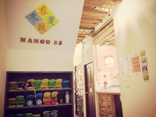 Mango53 Inn, Taipėjus