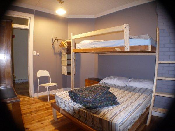 Auberge Jeunesse a LouLou, Quebec