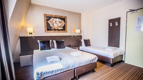 Hotel de Duif, Lisse