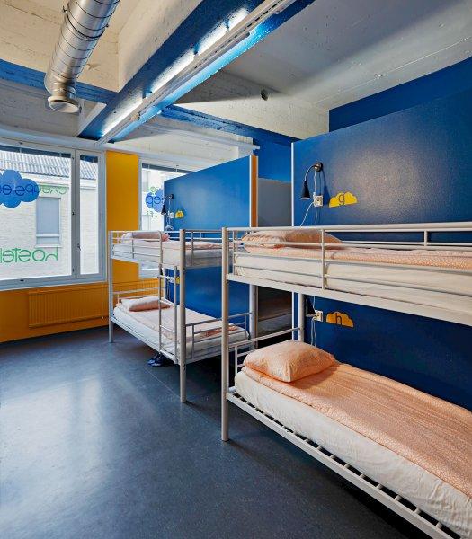 CheapSleep Helsinki, Helsinki