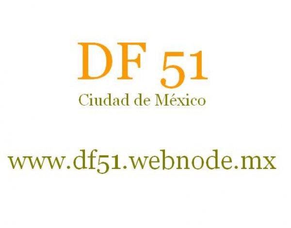 departamento DF51, Mexico City