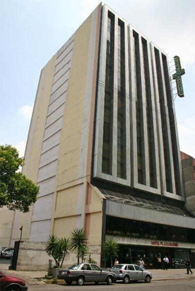Hotel Plaza Madrid, Мексико Сити