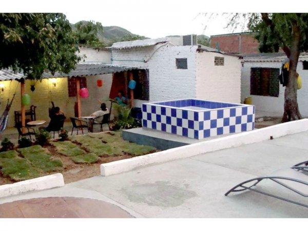 Casa Kankuamu, Taganga