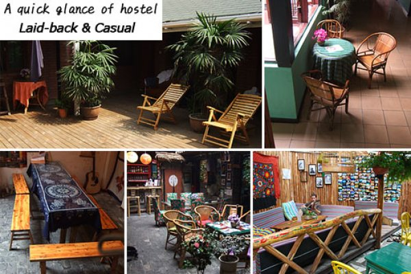 Chengdu Mix Hostel Backpackers, 成都