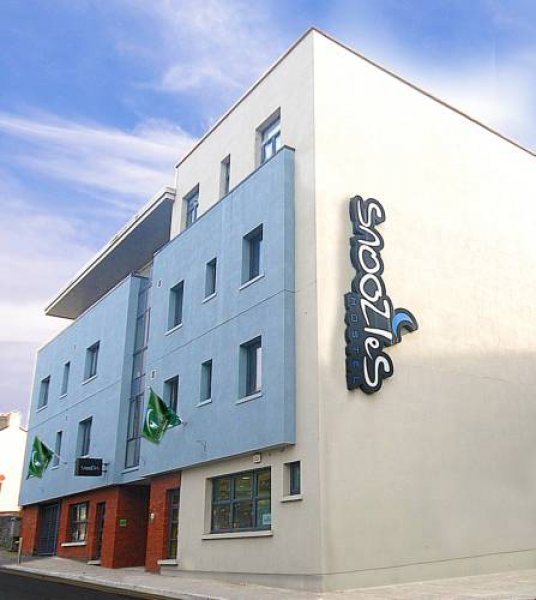 Snoozles Hostel, Голуэй