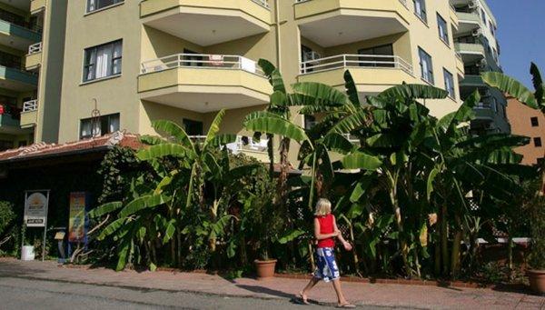 Bravo Marina Aparthotel, Alanya