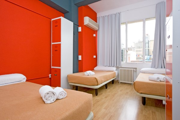 Madrid Motion Hostel, Madrid