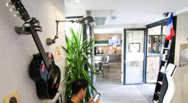 The Loft Boutique Hostel and Hotel, 巴黎