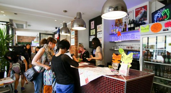 The Loft Boutique Hostel and Hotel, París