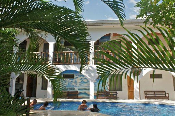 Hotel Playa Garza, Nosara