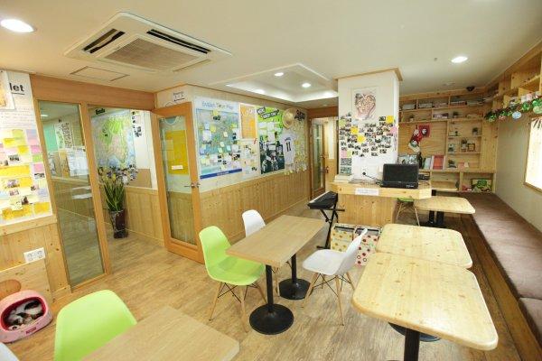 Hi Korea Hostel Beak Sajang, Busan