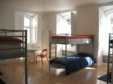 Lisbon Lounge Hostel, Lisboa