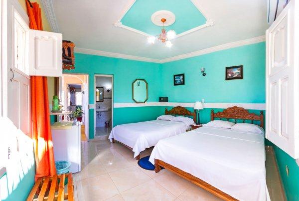 Casa Gomez, Trinidad
