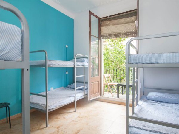 No Limit Hostel Sagrada Familia, Βαρκελώνη