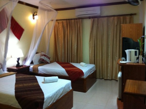 Khammany Inn II Hotel, 루앙 프라방