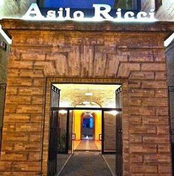 Ostello Asilo Ricci, Macerata