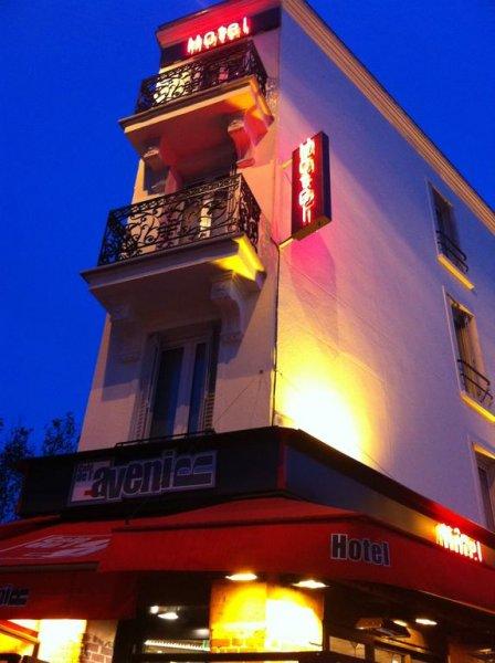 Café Hôtel de l'Avenir, Saint-Ouen - Paris