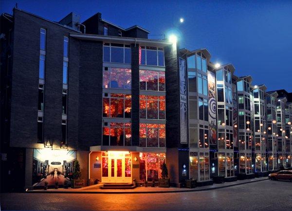 Art-Hotel Liverpool, Donetsk