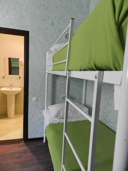 TIPO Hostel, Moscou
