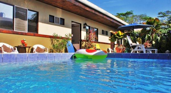 Hotel Perico Azul, Jacó