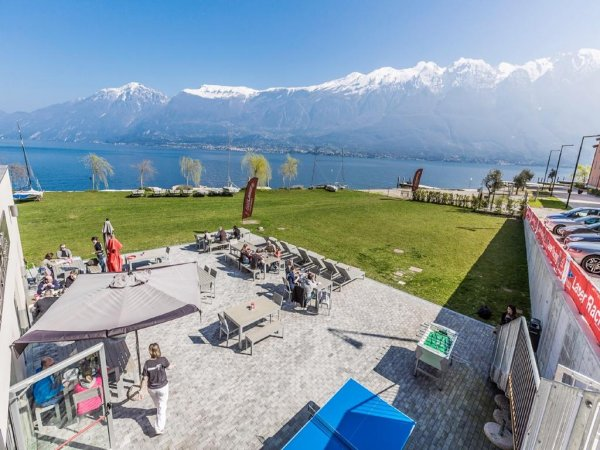 Campione Univela Hostel, Lake Garda