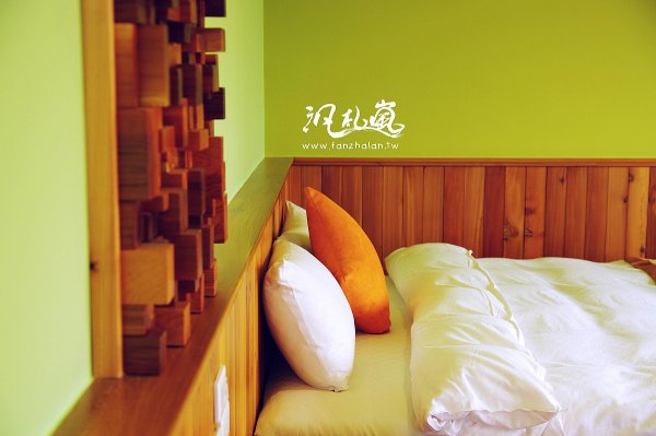 Fanzhalan BnB, Sun Moon Lake