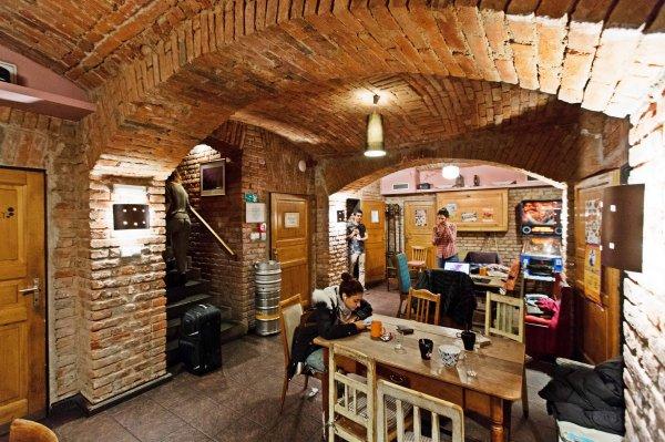Sir Toby's Hostel, प्राग