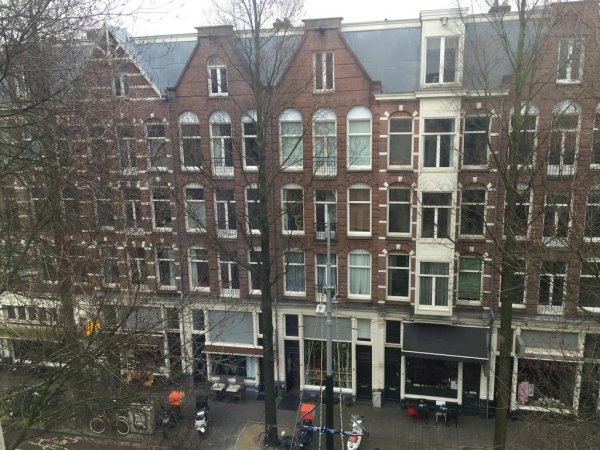 Hostel Sleep Inn, Amsterdamas