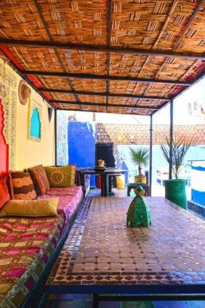 Hostel Waka Waka, Μαρακές