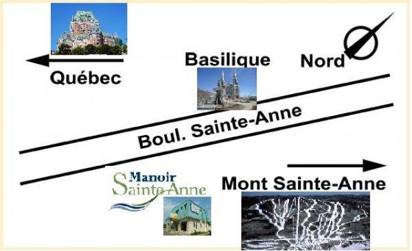 Manoir Sainte-Anne, Sainte Anne de Beaupre