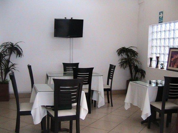 Hotel Los Heraldos, Trujillo