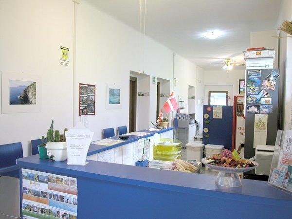Ostello di Corniglia, Cinque Terre
