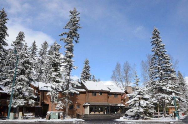 Banff International Hostel, Banff