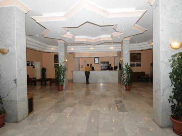 Hidab Hotel, Petra