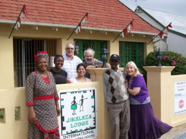 Jikeleza Lodge International Backpackers, Port Elizabeth