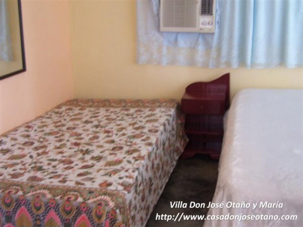 Villa Don José Otañoy María, La Palma