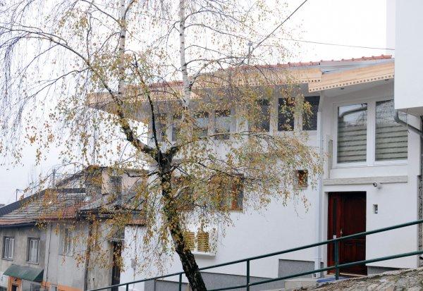 Bejturan, 사라예보