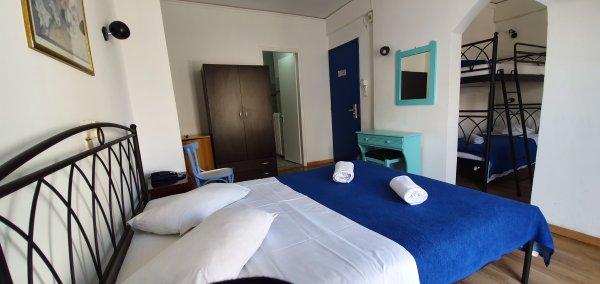 Hotel Sparta Team, एथेंस