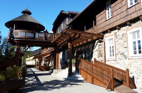 Hotel Sepetna, Ostravice