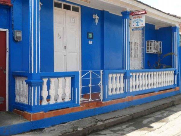 Casa Azul, Baracoa